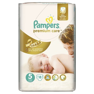 Scutece Pampers Premium Care 5